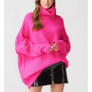 Fouxia oversized knit