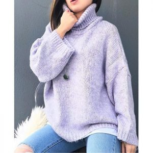 Lila oversized knit