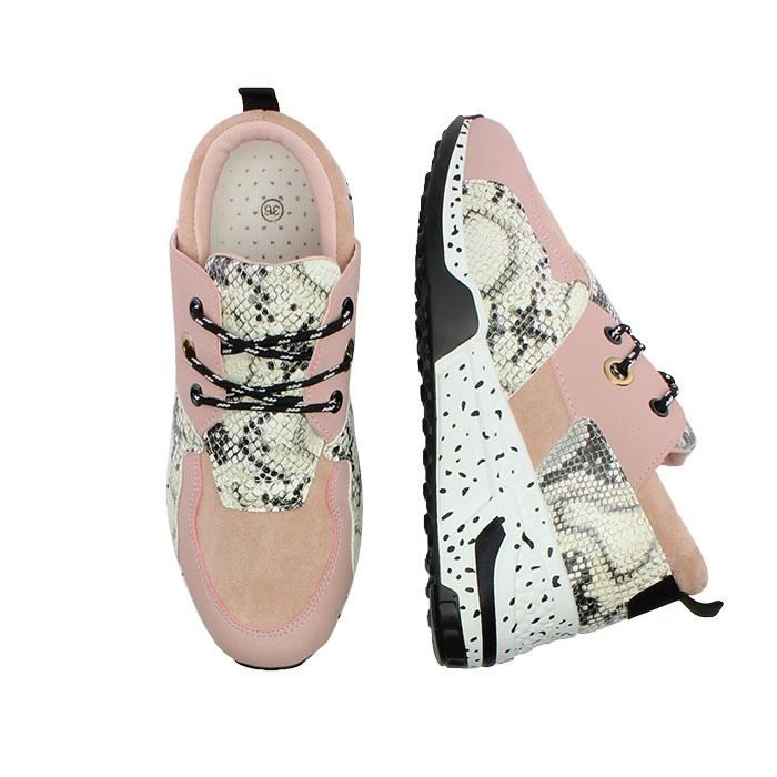 Sneakers Mary Snake