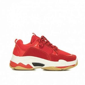 Sneakers Triple red