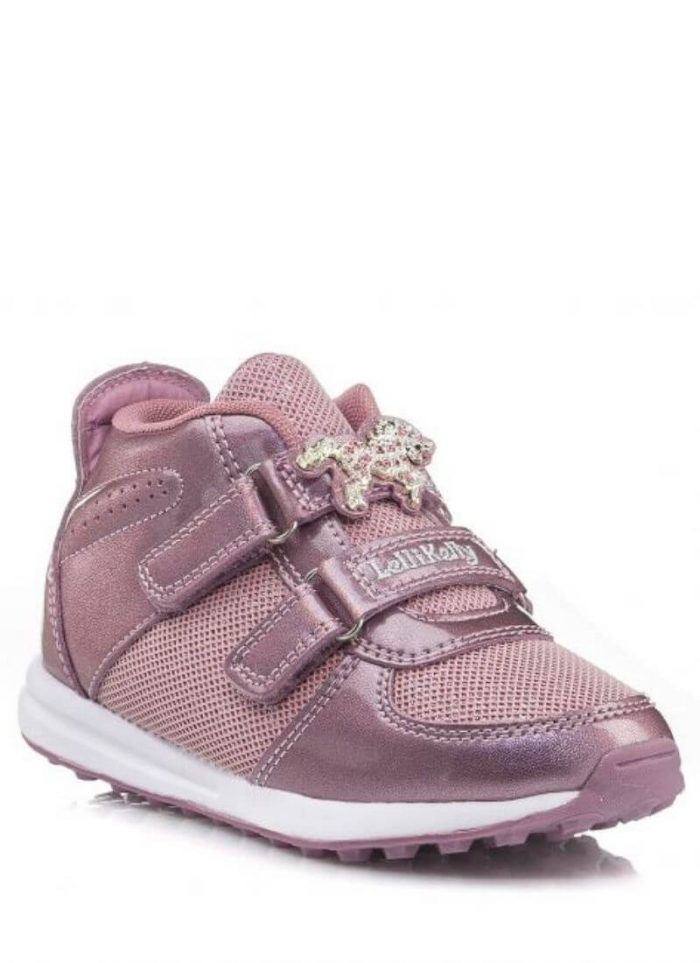Lelli Kelly sneakers Unicorn Mid ρόζ